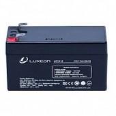 Промышленные аккумуляторы- технологии AGM LUXEON LX1213 12-1.3