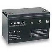 Aккумуляторы-технологии AGM SUNLIGHT SP12-100  12V 100A