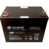 Промышленные аккумуляторы- технологии AGM BB MPL80-12/B5