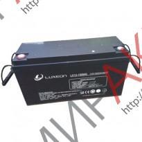 Промышленные аккумуляторы- технологии AGM LUXEON LX12150MG
