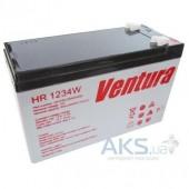 Промышленные аккумуляторы- технологии AGM VENTURA GP 12-7